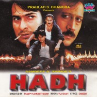 Front Cover - Hadh